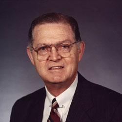 Baylor President Herbert H. Reynolds