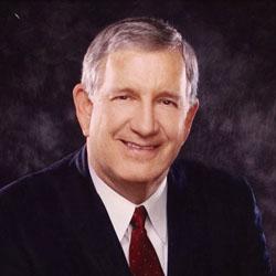 Baylor President Robert B. Sloan Jr.