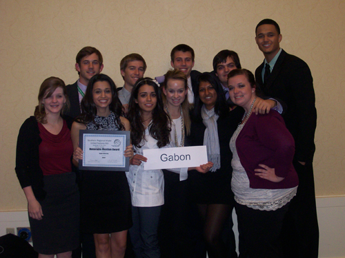 2011 Southern Regional MUN Conference