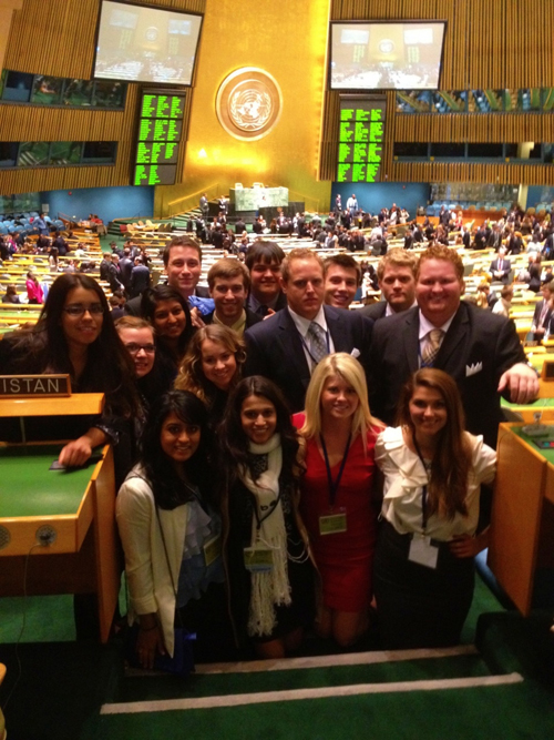 2012 National MUN Conference