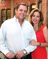 Paul and Alejandra Foster