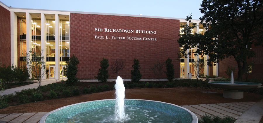Paul L. Foster Success Center - Sid Richardson