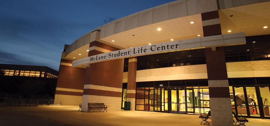 McLane Student Life Center