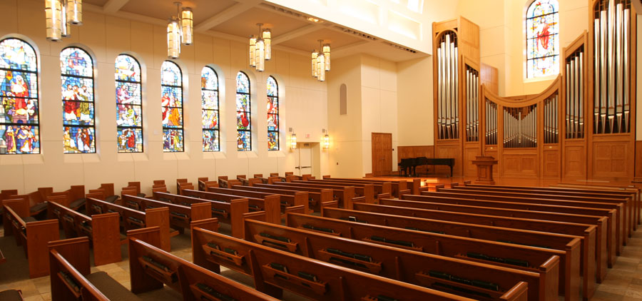 Powell Chapel in Truett Seminary