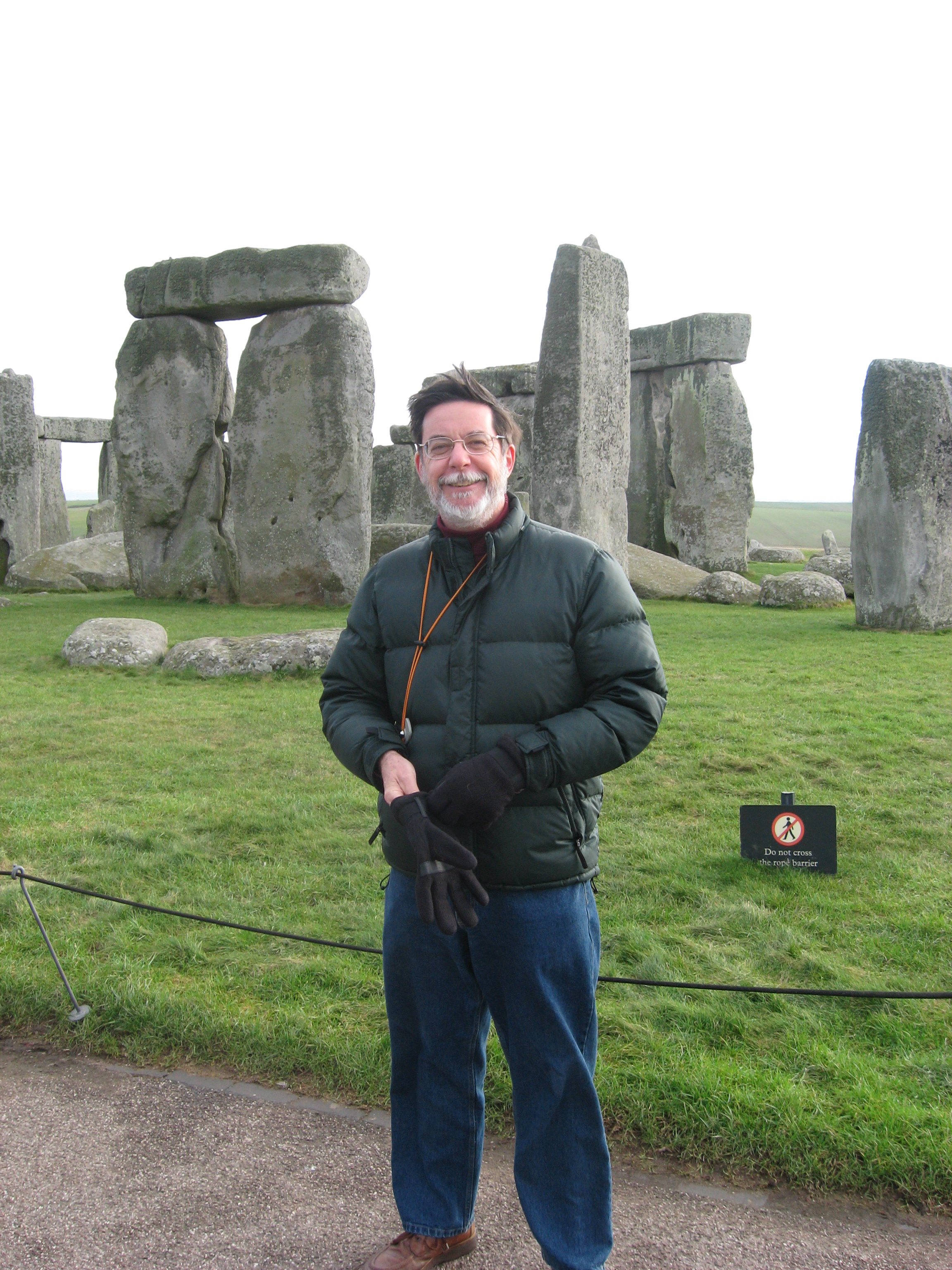 Longfellow stonehenge