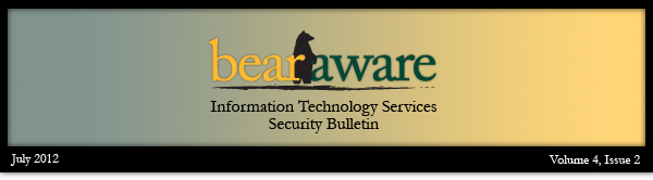 Bear Aware Security Alert