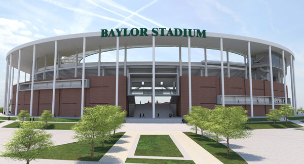 Baylor Stadium