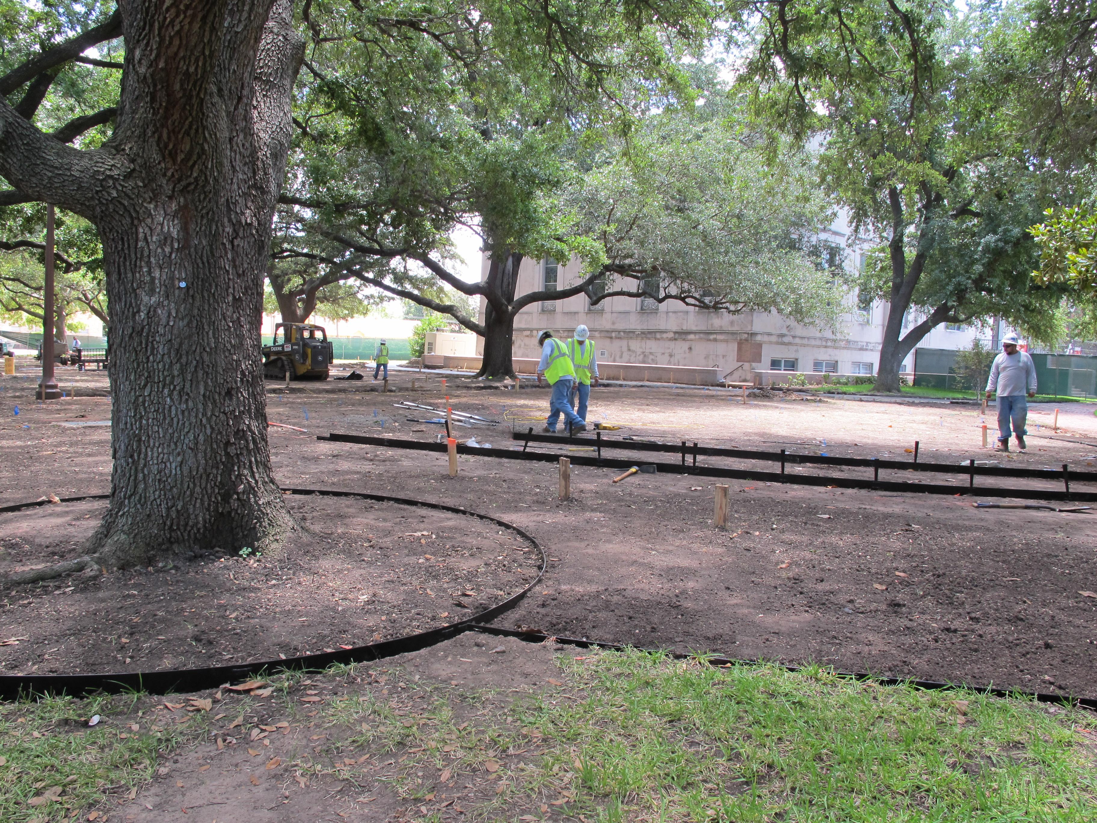 ABL Garden work