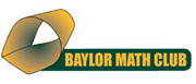 Baylor Math Club Logo