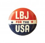 LBJ Button