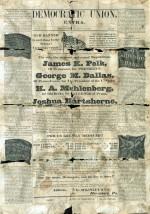 1844 Newspaper