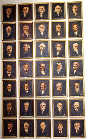 Mason Portraits