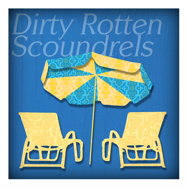 Dirty Rotten Scoundrels Logo