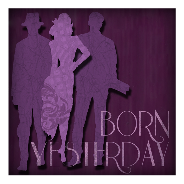 Born Yesterday Logo