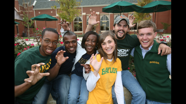 Endowed Scholarship Fund Honoring Baylor Staff
