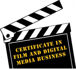 Film and Digital Media Business Certificate
