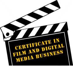 Film and Digital Media Business Certificate