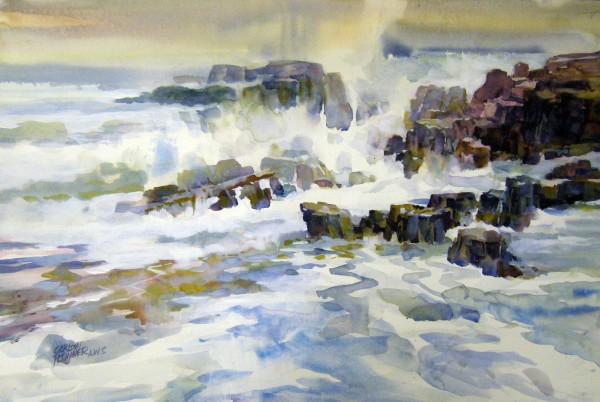 Carlton Plummer, Giant's Causeway.