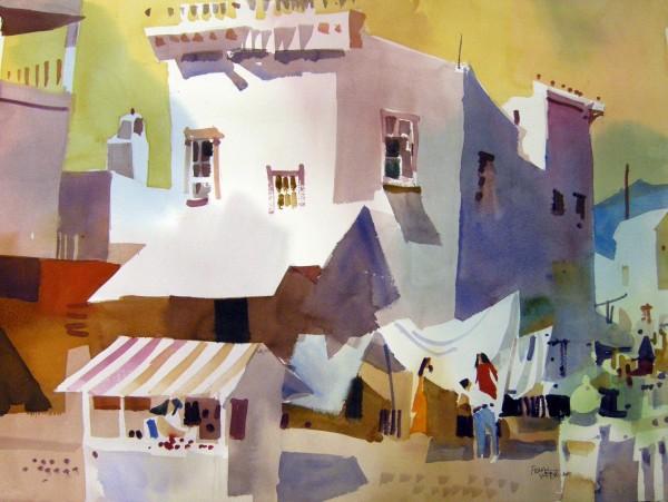 Frank Webb, San Miguel de Allende, 1994.