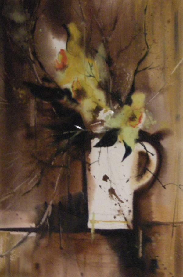 Joan Rudman, Still Life.