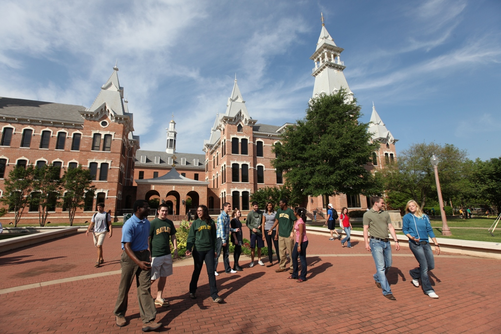Baylor university has enrolled 15 364 students in fall 2012 the