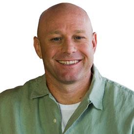 Trey Weir headshot