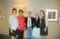 MMoA Staff with Keith Carter
