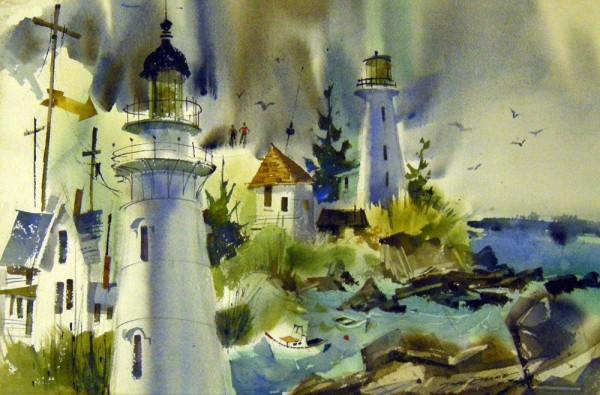 Don Dennis, Light House.