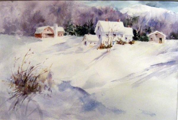 Elizabeth Ryan, Snow.