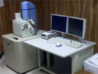 JEOL Scanning Electron Microscope
