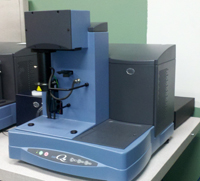 TA Instruments Thermogravimetric Analyzer