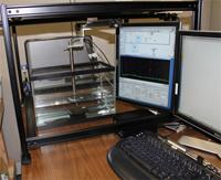 US Ultratek PCUIT3100/Velmax A-scan/C-scan system