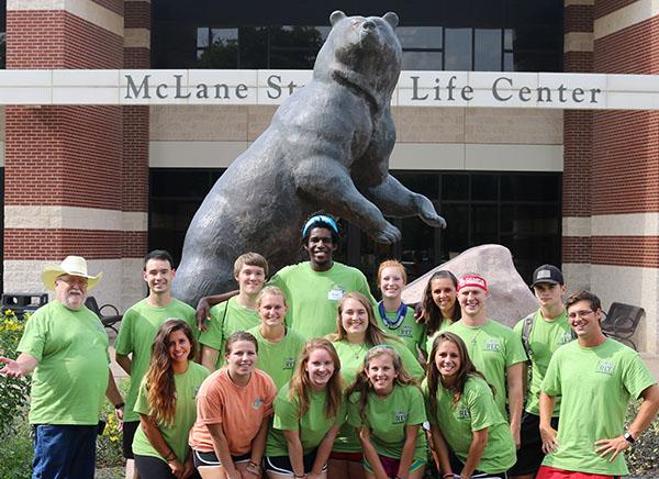 2013 Aquatics Staff