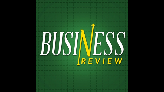 Business review logo