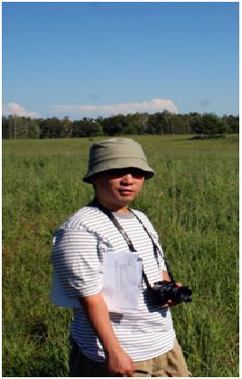 Dr. Kang Field Work