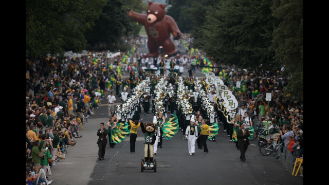 Baylor Homecoming Parade 2010 Photo