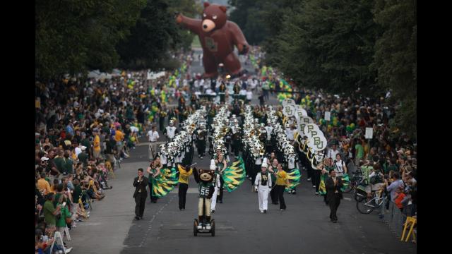 Baylor Homecoming Parade 2010 Photo