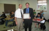 Barnes Award Mills