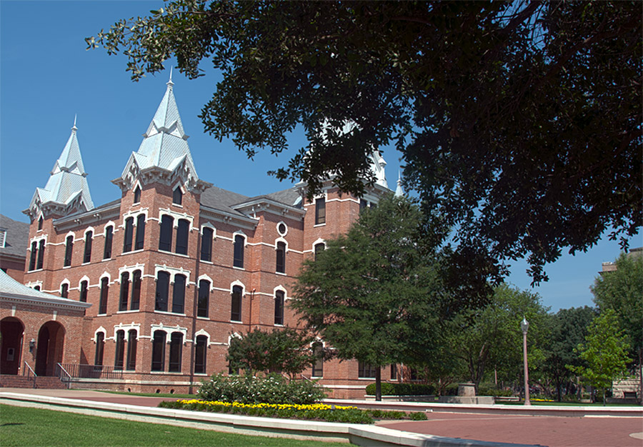 Old Main - 1974 - Now
