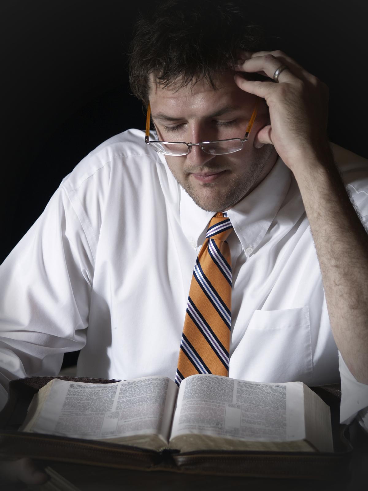 burnout pastor