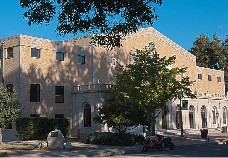Marrs McLean Gymnasium - 1938 - Now
