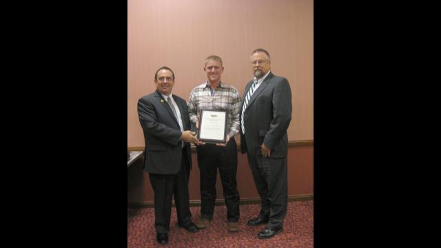 Full-Size Image: PGMS Honor Award Presentation
