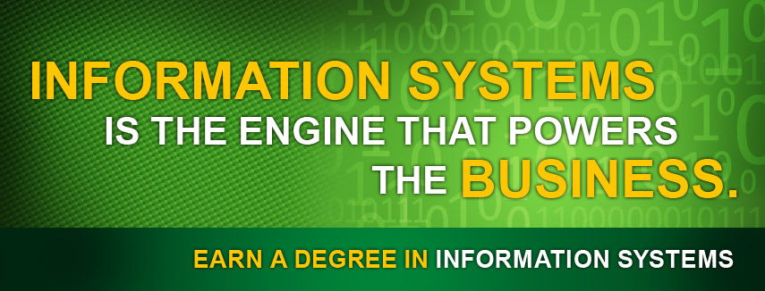 Information Systems is the engine that powers the business