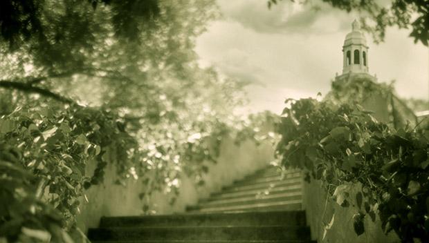 Pat Neff Stairs