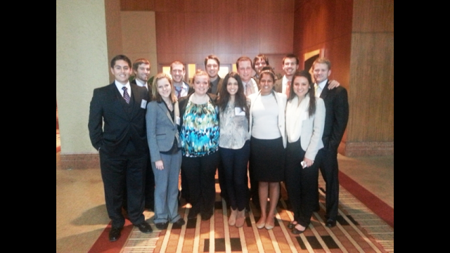 Baylor Model United Nations 2012