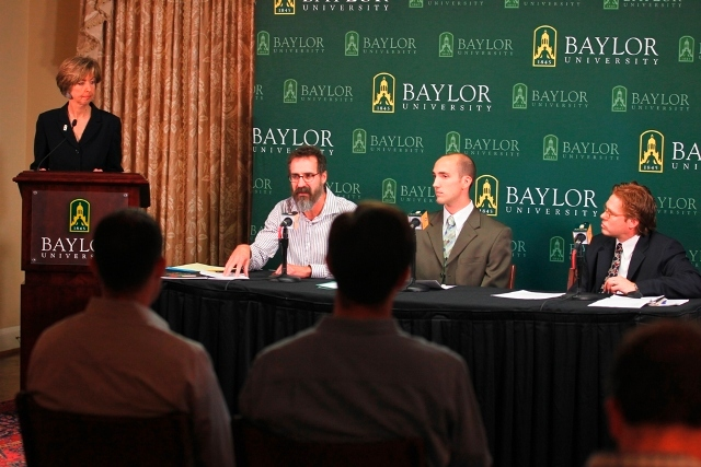 Baylor Religion Survey news conf