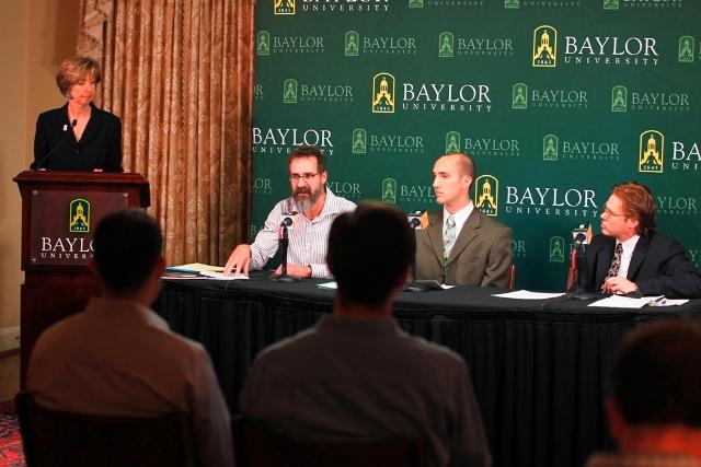 Baylor Religion Survey news conf