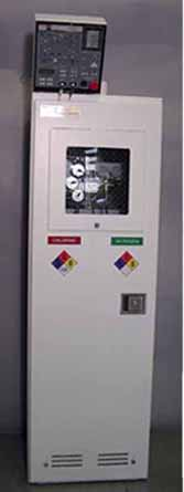 Ventilated Gas Cabinet