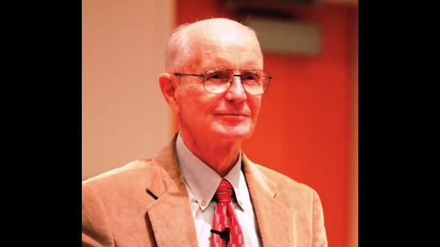 Marlan O. Scully, Ph.D. head shot