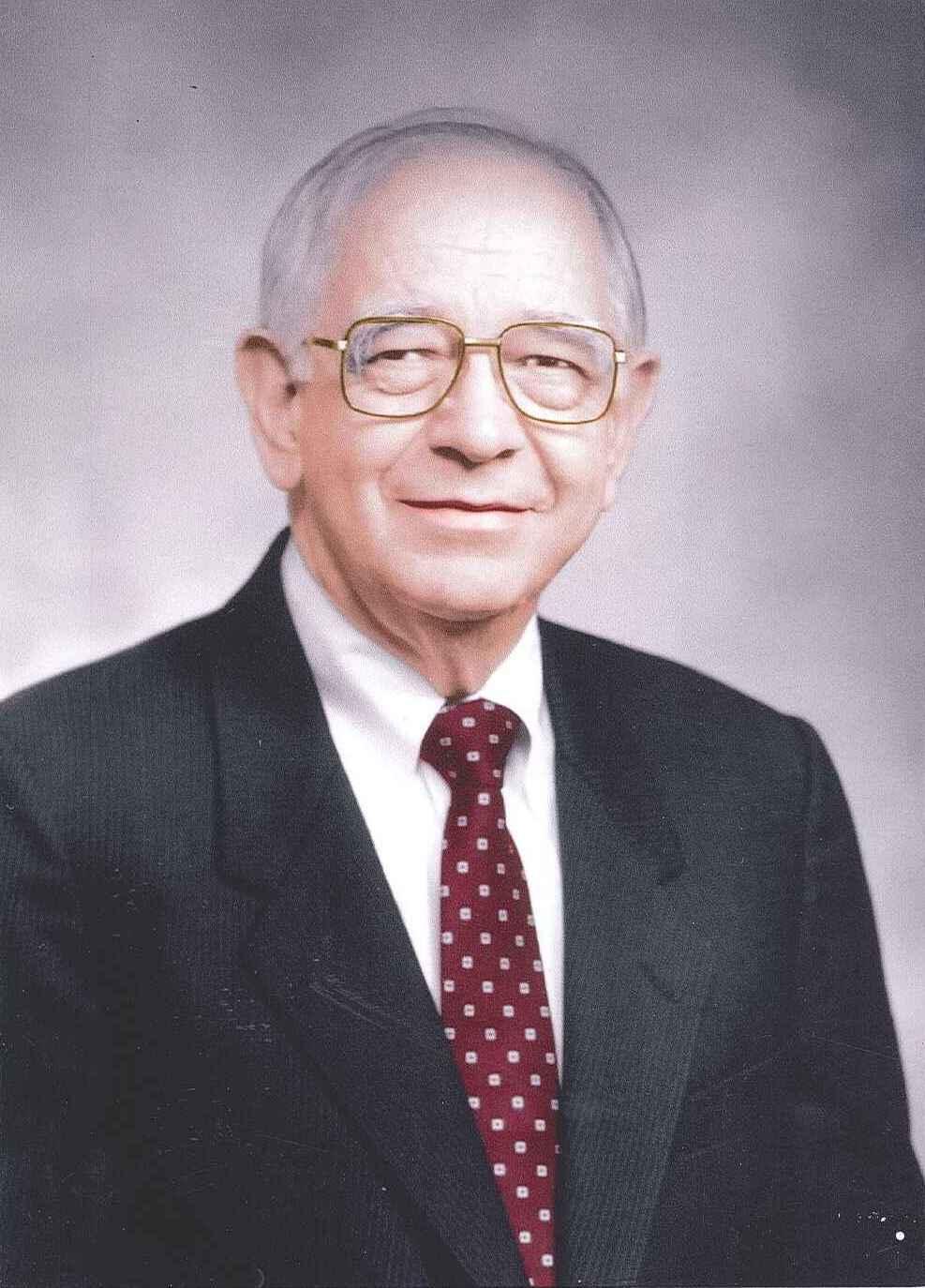 Dr. Foy Valentine